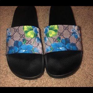 Size 11 Gucci slides